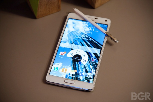 %name Galaxy Note 4 hasn't even launched and it's already received a major update by Authcom, Nova Scotia\s Internet and Computing Solutions Provider in Kentville, Annapolis Valley