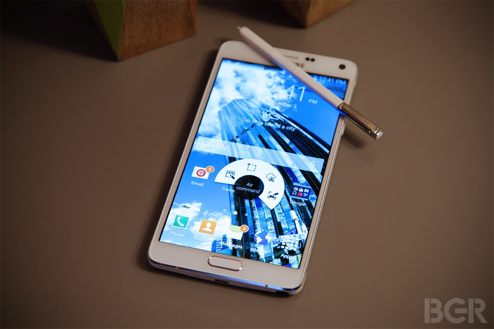Galaxy Note 4 Screen Separation Issue