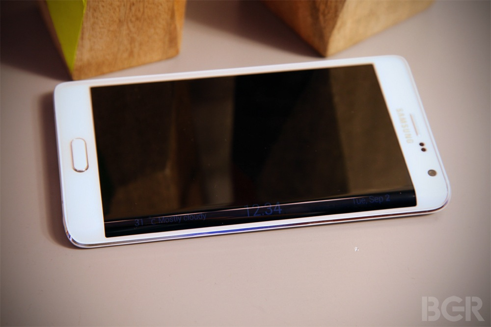 The Galaxy Note Edge might just be a limited edition ...