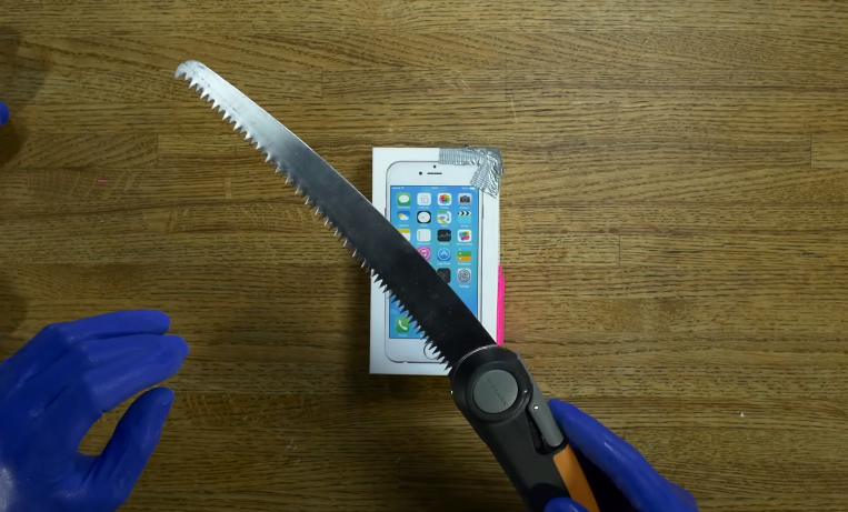 iPhone 6 Unboxing Video Blue Man Group