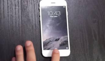 iPhone 6 Sapphire Glass Display