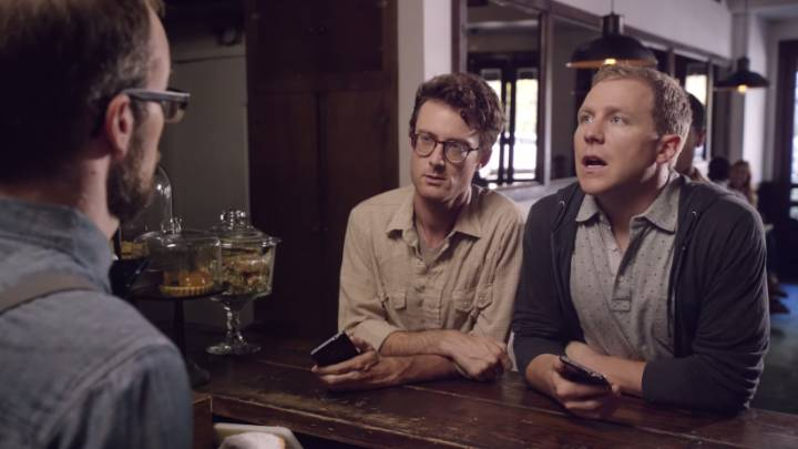 Galaxy Note 4 Funny TV Commercial