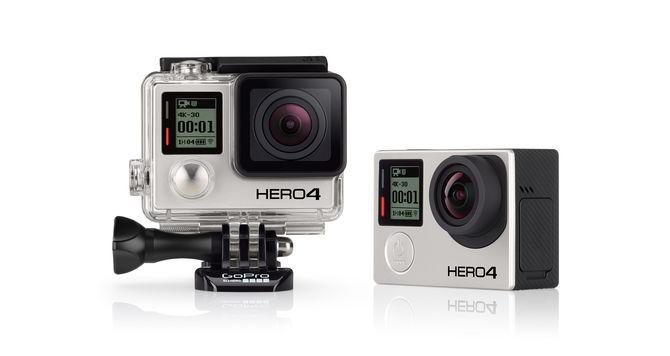 GoPro Hero4 Black vs Silver vs Hero