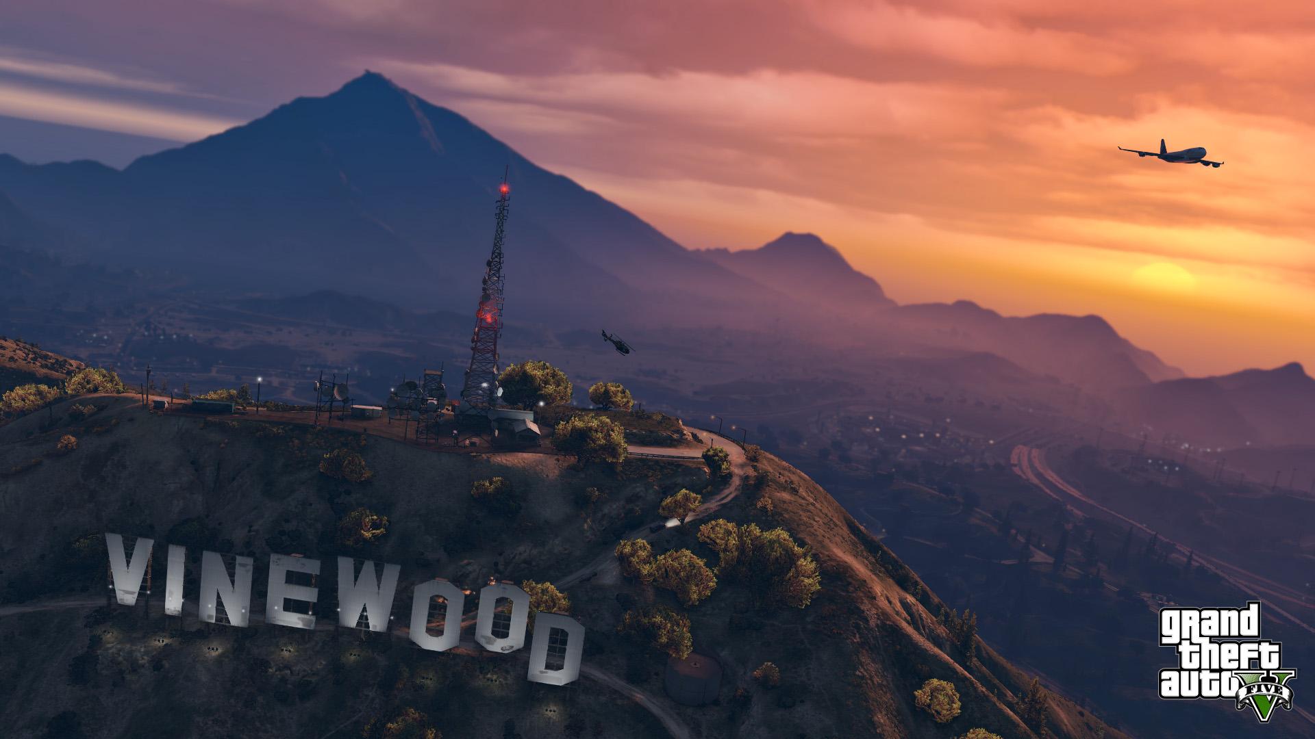 GTA V PS4 Xbox One Video
