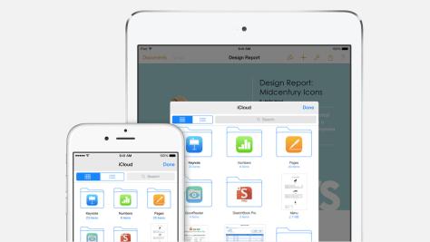 iOS 8: iCloud Drive for Windows
