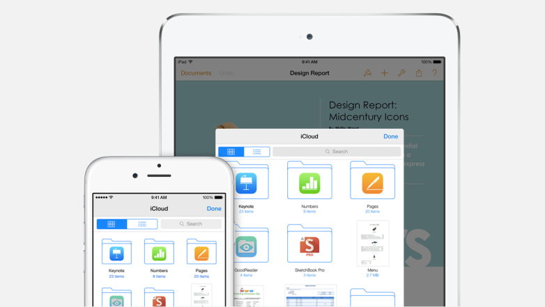 iOS 8 Features: iCloud Drive