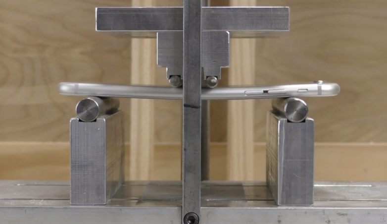 iPhone 6 Plus Bend Test Video