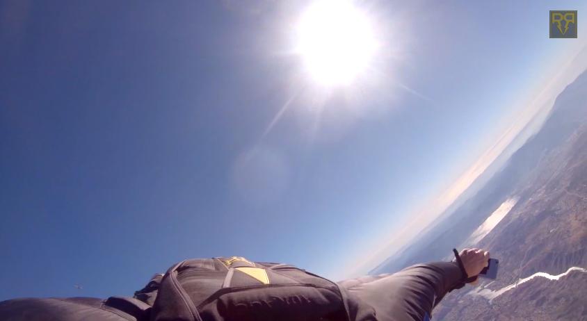 iPhone 6 Plus Video Skydiving Drop Test