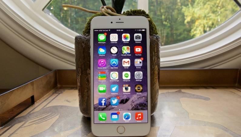 iPhone 6 Plus Deal Verizon