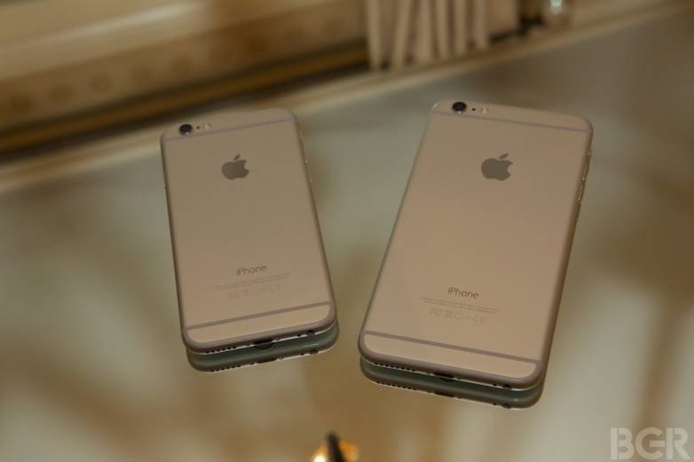 iPhone 6 and iPhone 6 Plus Sales 21M