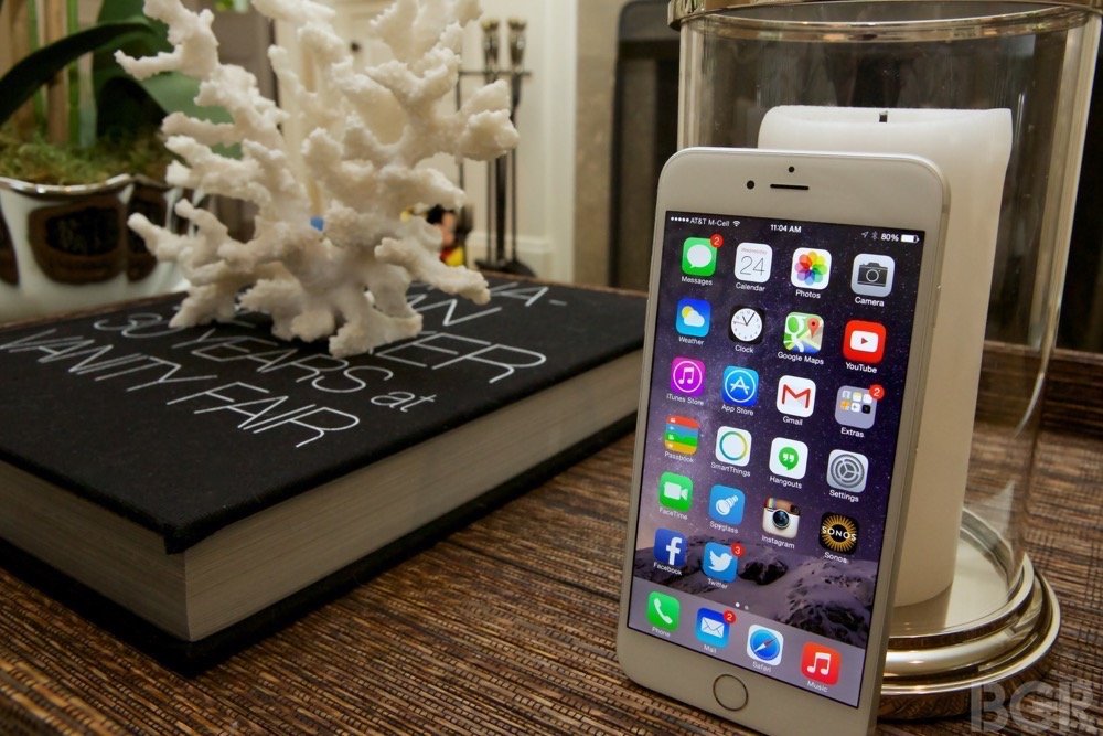 iPhone Battery Program