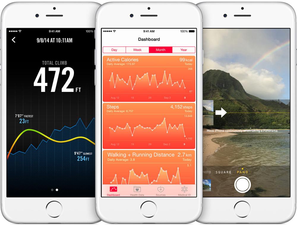 iOS 8 HealtKit Apps
