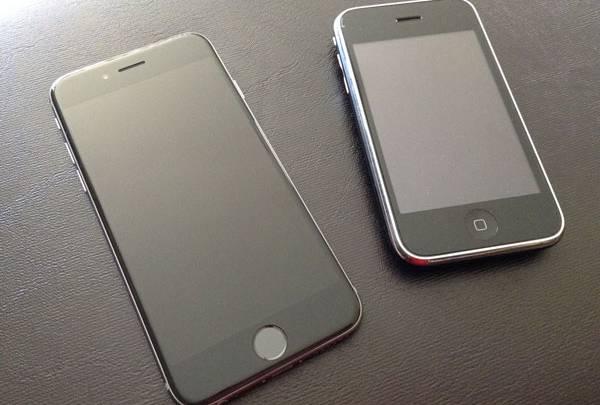 iPhone 6 vs iPhone Upgrade