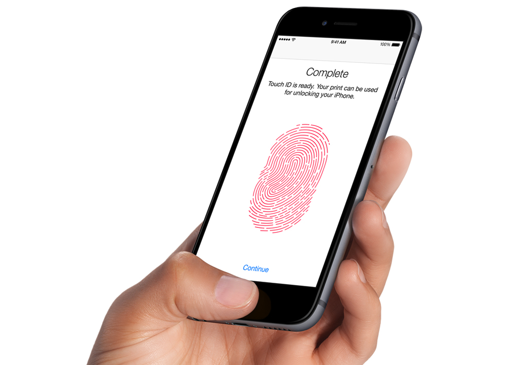 Apple iPhone Touch ID Hack