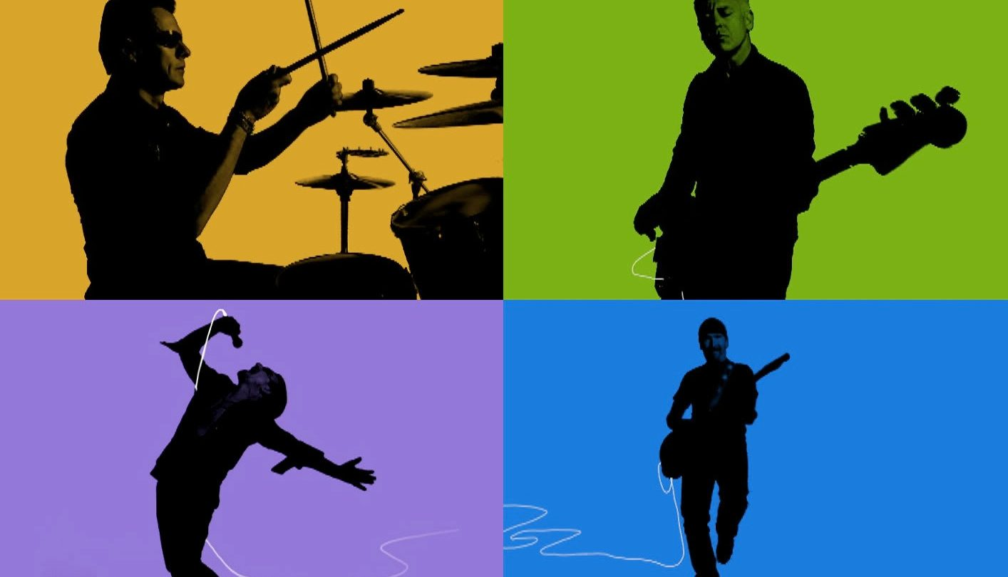 iPhone 6 U2 Free Album