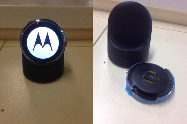 Moto 360 Images Leak
