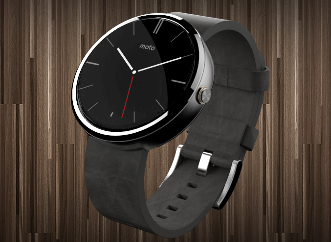 Second-gen Moto 360 Rumors Leaks