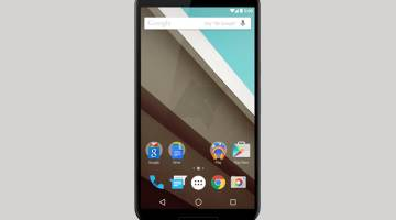 Android L Developer Preview
