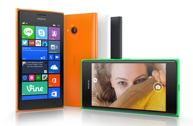 Nokia Lumia 730 and 735