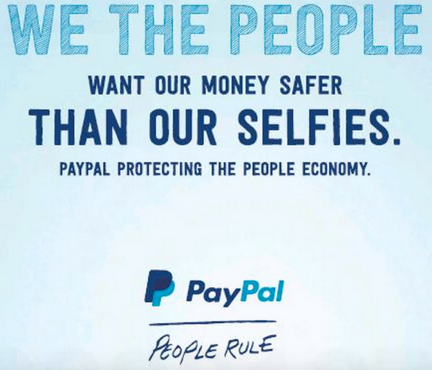 PayPal vs Apple Pay Ad