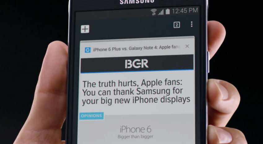 iPhone 6 A8 Chip Samsung