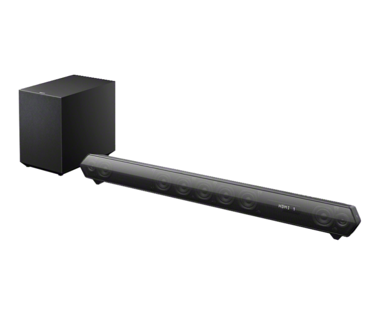 Sony HT-ST5 Sound Bar Review