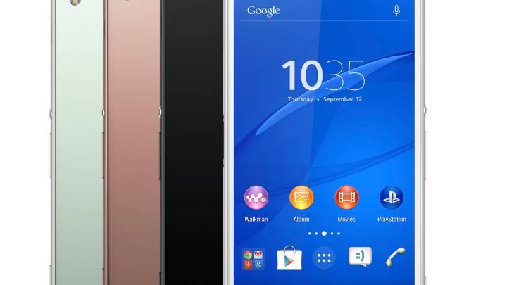 Sony Xperia Z3 2K Display