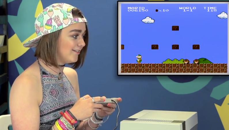 Teens React To Nintendo Video