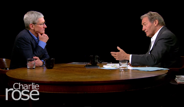 Tim Cook on Apple Privacy