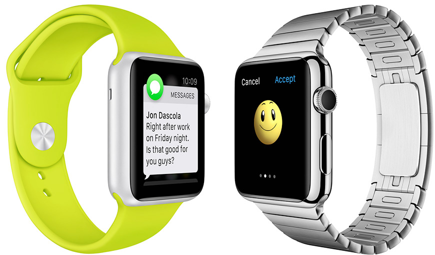 Apple Watch vs iWatch Name