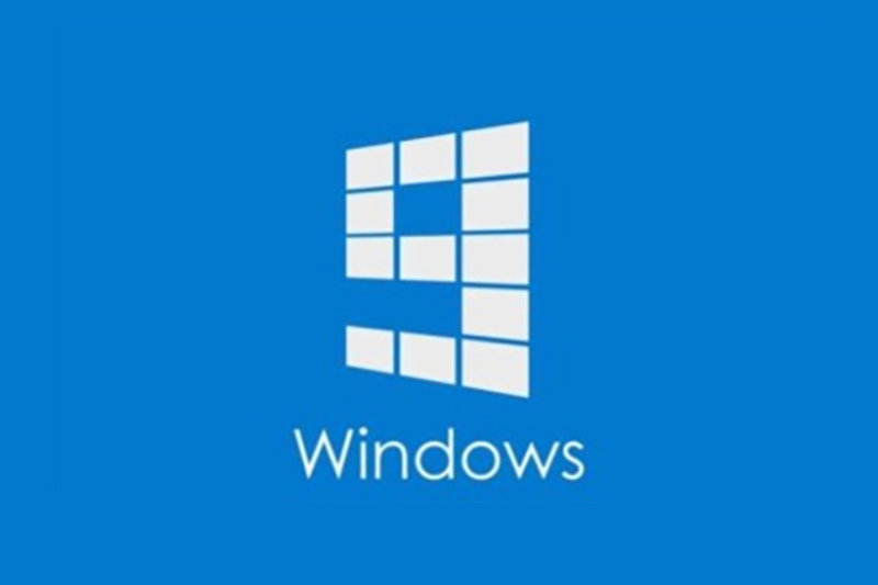 Windows 9 Teaser Logo