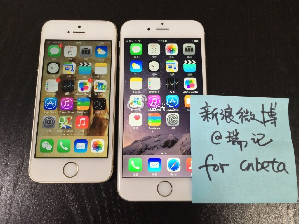 iPhone 6 review pictures and video from Apple's event