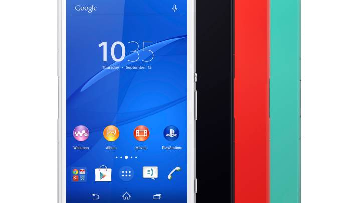 Sony Xperia Z3 Compact Reveal