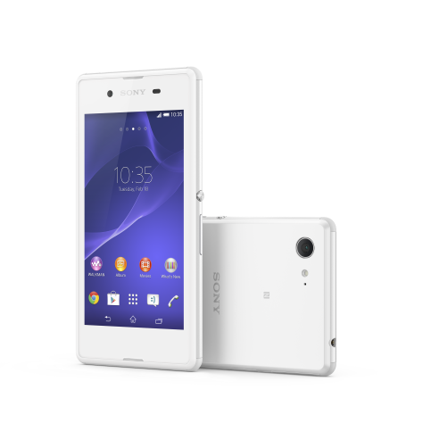 Sony Xperia E3 Reveal