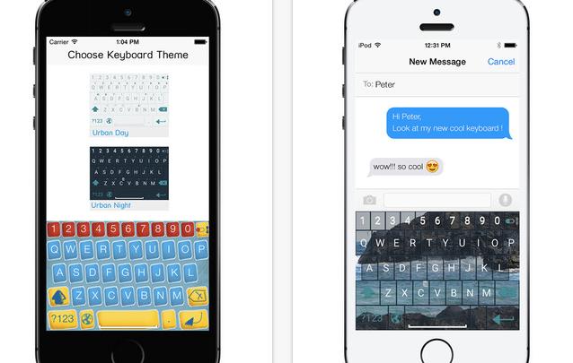 Best iOS 8 Keyboard Apps Ai.type