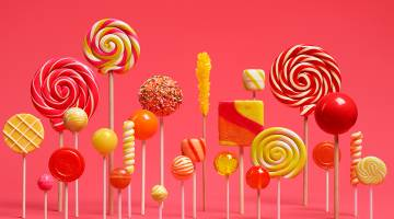 Galaxy S5, LG G3, HTC One and M8 Android 5.0 Lollipop
