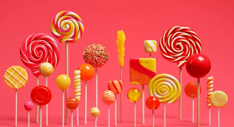 Android 5.0 Lollipop AOSP