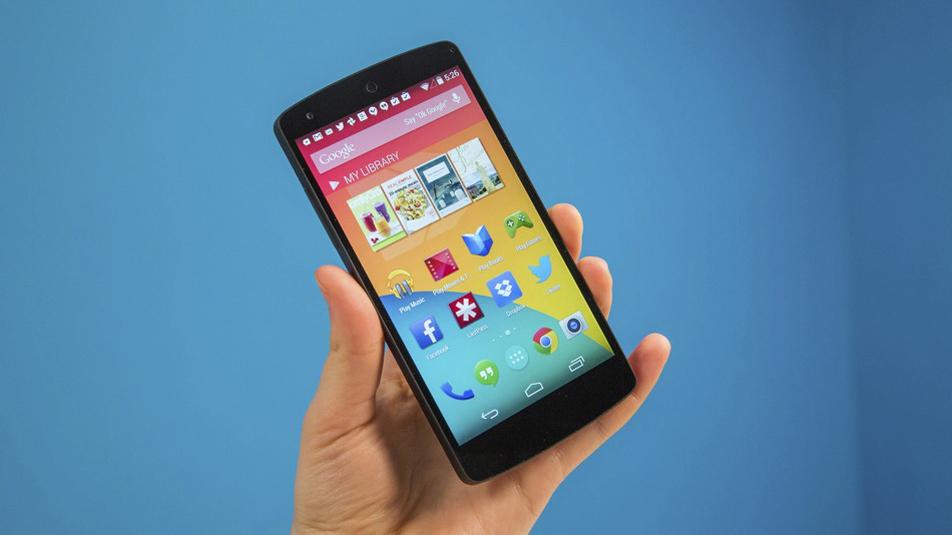 Android 5.2 Lollipop Update