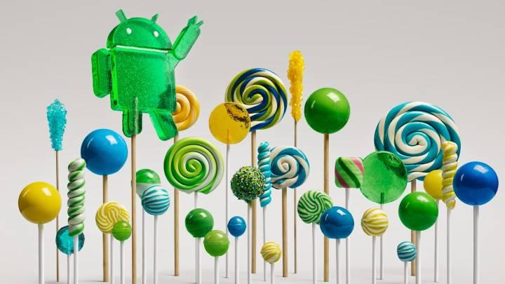 Android 5.1 Lollipop Download Update