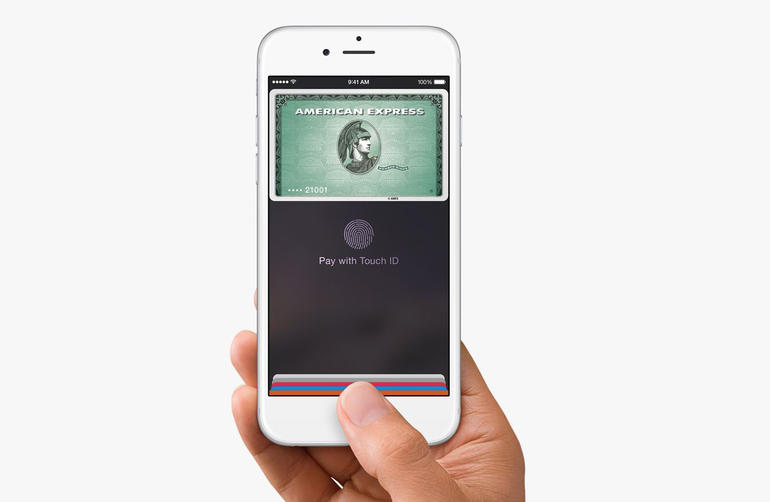 Apple Pay Demo Eddy Cue