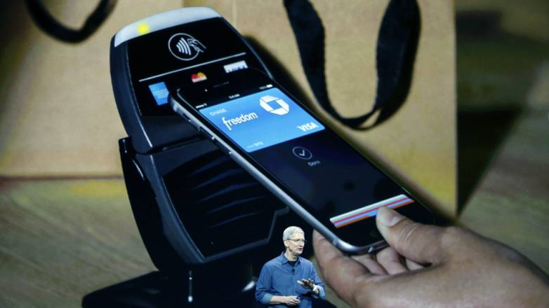 Apple Pay at Walmart, Best Buy and CVS