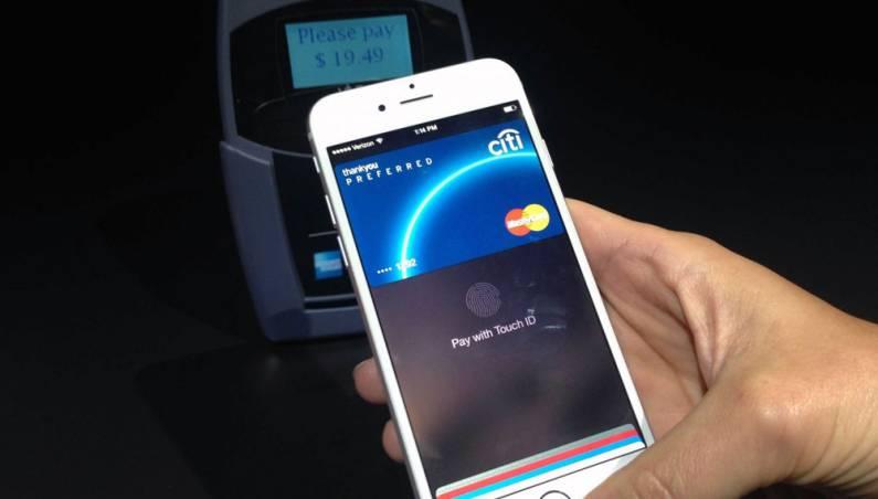 Apple Pay usage