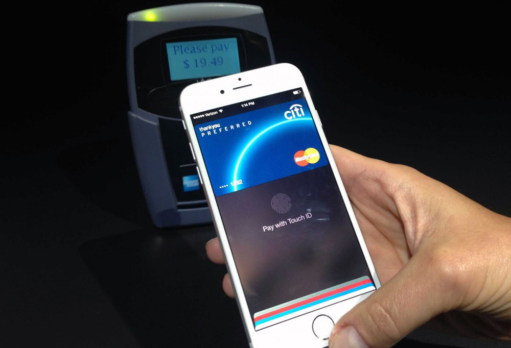 Apple Transit Cards