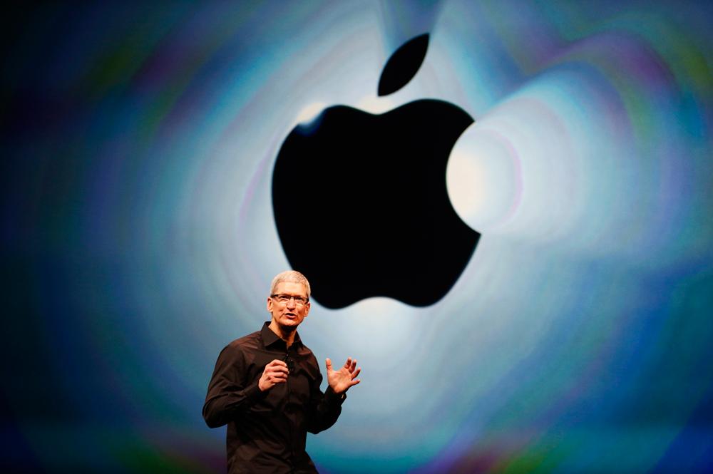 Apple Tim Cook Google Privacy
