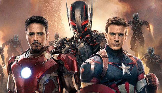 Avengers Age of Ultron Gag Reel