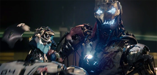 New Avengers: Age of Ultron Trailer