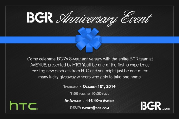 %name BGR's big 8th Anniversary Event is tonight! by Authcom, Nova Scotia\s Internet and Computing Solutions Provider in Kentville, Annapolis Valley
