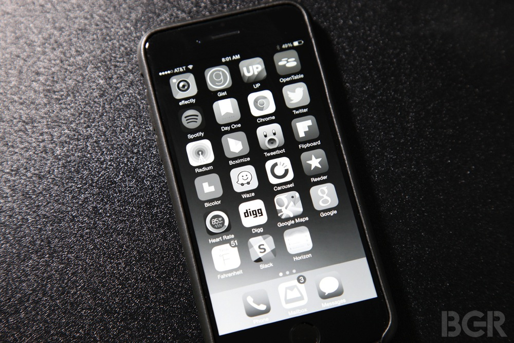 iPhone Monitoring Software