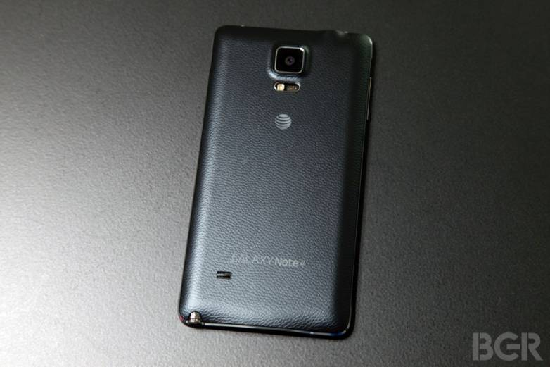 Samsung Galaxy Note 4 Design Explained