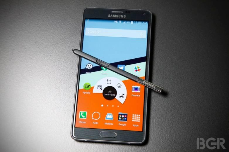 Galaxy Note 4 S-LTE Release Date